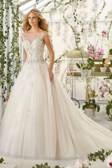 Wedding Dress 2818