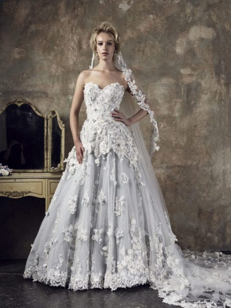 Ian Stuart Forget Me Not Wedding Dress